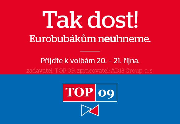 Tak dost! Eurobubákům neuhneme.