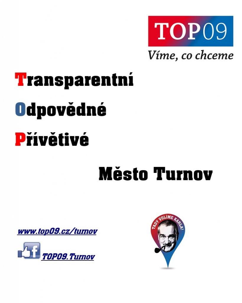 TOPbody volebního programu TOP 09 Turnov pro období  br  2014−2018 ... 73251d01ae