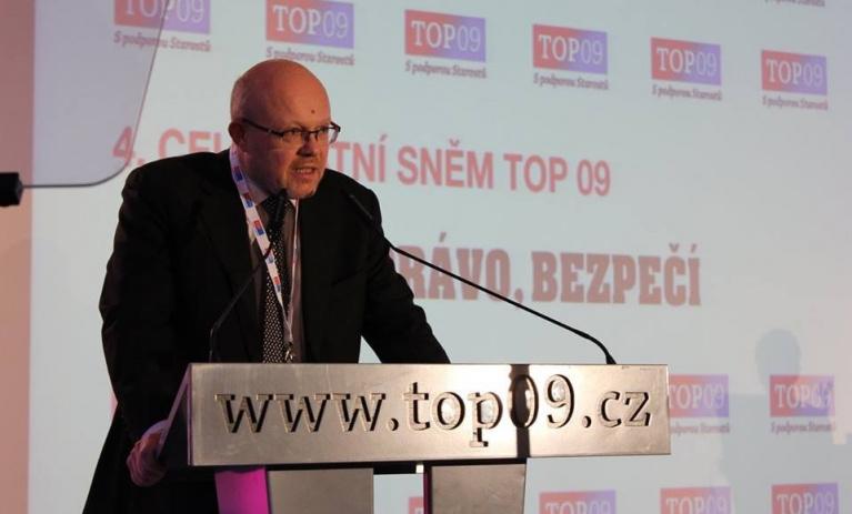 TOP 09 rezignovala na své funkce v radě MČ Brno-Líšeň