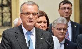 Středočeská TOP 09 představuje přední kandidáty do Poslanecké sněmovny