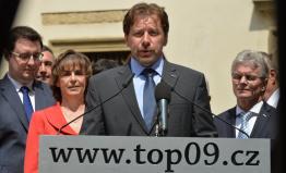 TOP 09: Jsme připraveni být konstruktivní opozicí