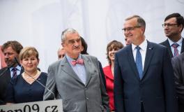 Nemáme právo být v jakékoliv příští vládě, říkají Kalousek se Schwarzenbergem