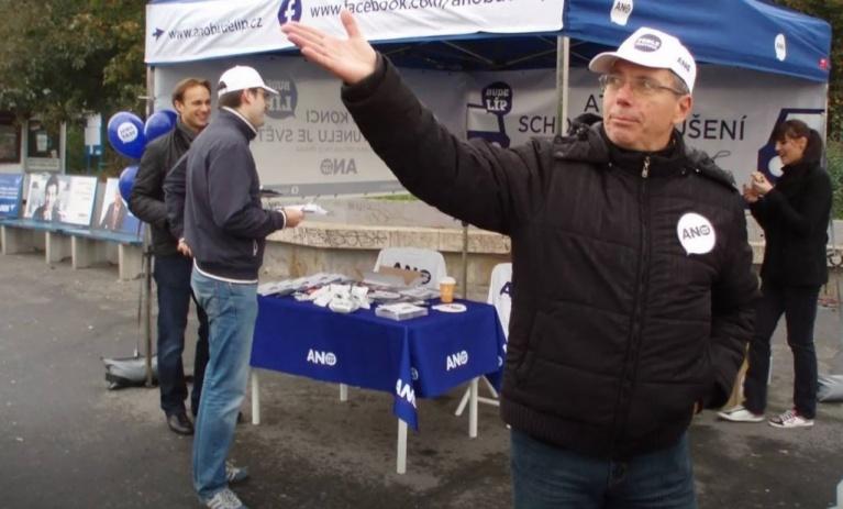 2. kolo senátních voleb v Praze 11 a okolí: kandidátka ANO versus kandidát ANO