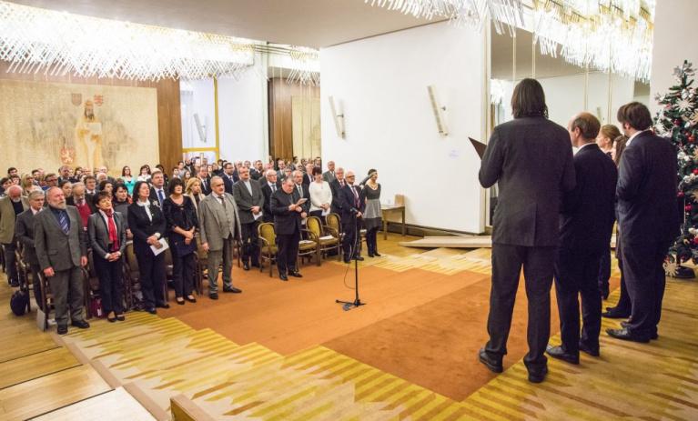 TOP 09 se STAN, KDU-ČSL a ODS pořádá adventní setkání