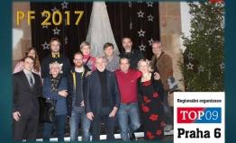 Členové a podporovatelé TOP 09 Praha 6 se sešli v Písecké bráně