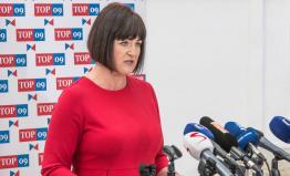 Langšádlová: Premiér by neměl zbytečně zatěžovat rozpočet