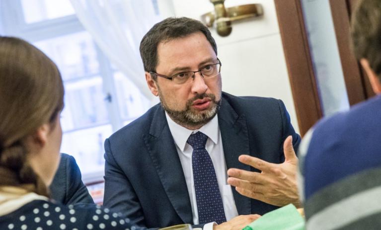 Michal Kučera k Pařížské dohodě