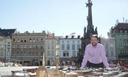 Nová Ulice získává krásný park. Promění se v něj část starého hřbitova