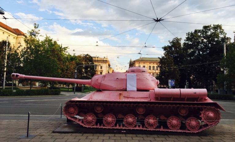 TOP 09 připomíná vpád vojsk Varšavské smlouvy