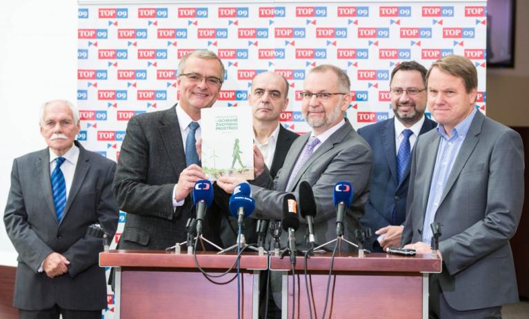 Memorandum o ochraně životního prostředí pro TOP 09
