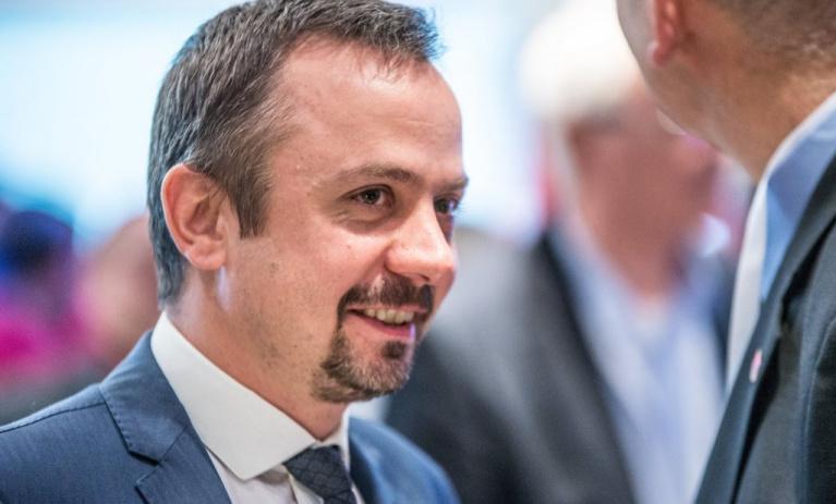 Marek Ženíšek byl zvolen místopředsedou TOP 09