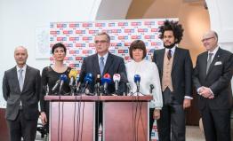Poslanecký klub TOP 09 zvolil staronové vedení klubu