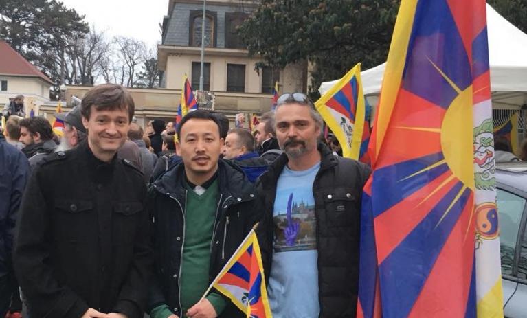 V Praze 6 jsme si připoměli události v Tibetu