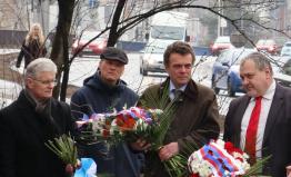 TOP 09 si připomněla hrdinství československých vojáků