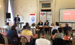 Pražská programová konference nabídla diskusi a témata před volbami