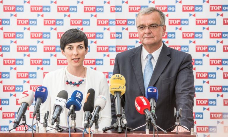 TOP 09: Nezávislost České televize musíme bránit