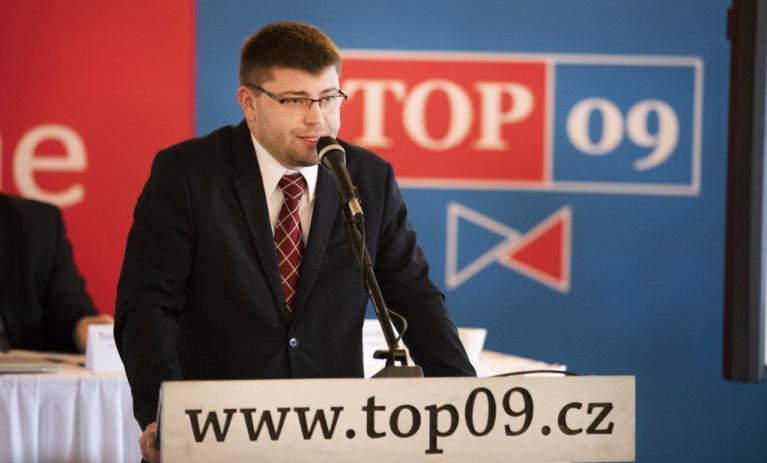 Středočeská TOP 09 schválila koaliční spolupráci s hnutím STAN pro krajské volby