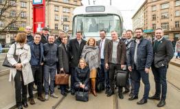 Koalice STAN a TOP 09 zahájila eurokampaň výjezdem na Evropskou