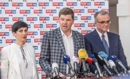 TOP 09 požaduje okamžité zastavení proplácení dotací holdingu Agrofert