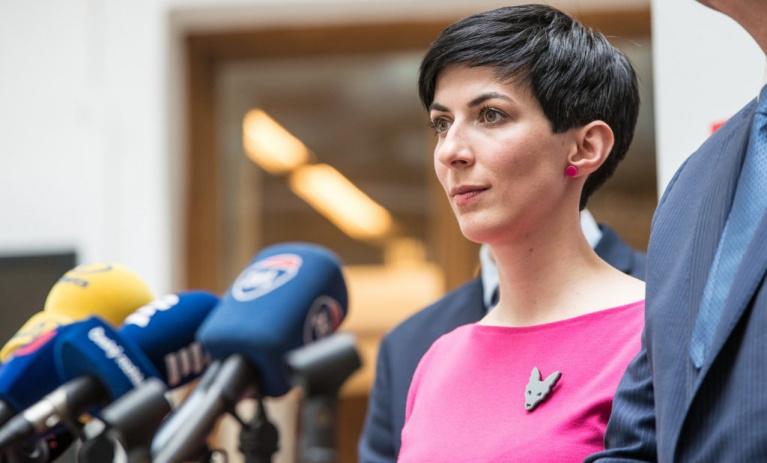 Interpelace M. Pekarové Adamové na ministra zahraničí