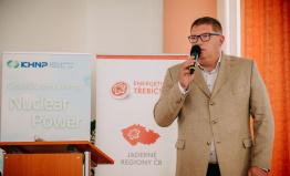 Třetina: Výstavba nových bloků v Dukovanech je na dobré cestě