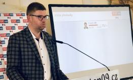 TOP 09 Praha má nové vedení. Předsedou se stal Jiří Pospíšil