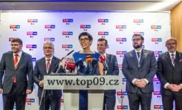 TOP 09 schválila kandidáty do voleb do Poslanecké sněmovny 2021