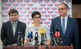 TOP 09: Helena Válková by neměla být zmocněnkyní pro lidská práva