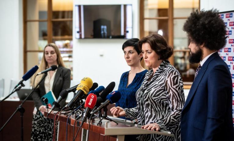 TOP 09: Věříme, že kolegové vznik komise konečně podpoří