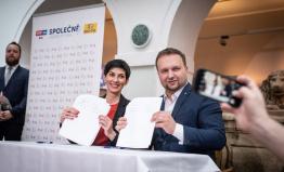 TOP 09 a KDU-ČSL jdou společně do voleb v Libereckém kraji
