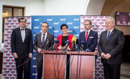 TOP 09 a ODS kandidují společně v Pardubickém kraji