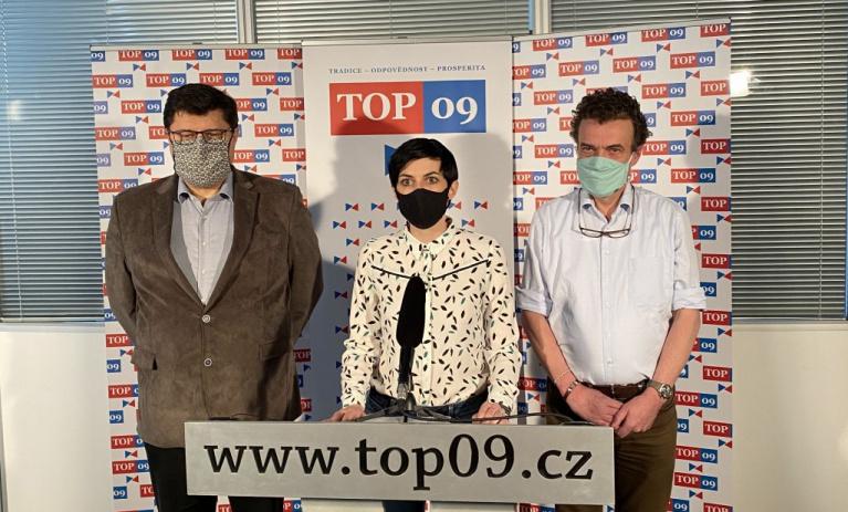 TOP 09: Moratorium na nájmy je nejen nezodpovědné, ale i protiústavní