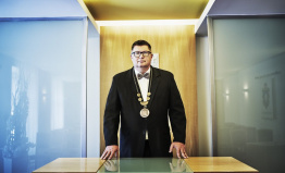 Starosta Tomáš Třetina: Muchova epopej pomůže celému Znojemsku