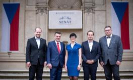 Senátoři TOP 09 vytvořili společný senátní klub s ODS a podpoří Vystrčila na předsedu Senátu