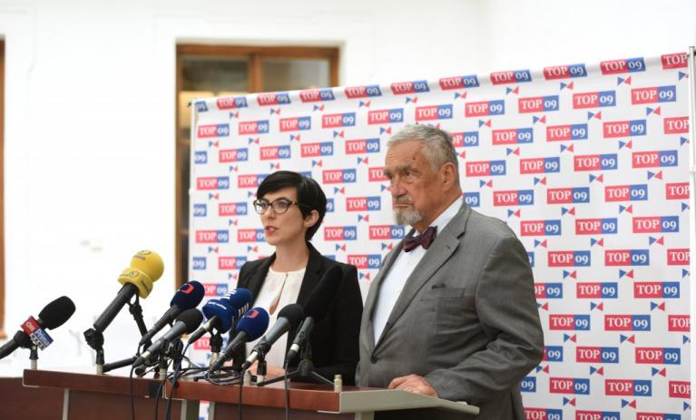 Chceme jednat s ministrem zahraničí o azylu pro obyvatele Hongkongu