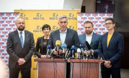 Spojujeme síly pro krajské volby v Jihočeském kraji s KDU-ČSL
