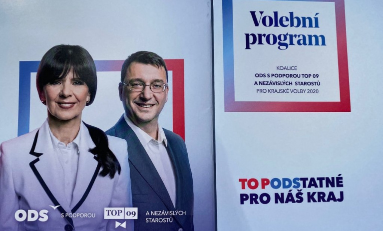 Program ODS a TOP 09 pro krajské volby
