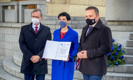 TOP 09, ODS a KDU-ČSL podepsaly memorandum o spolupráci