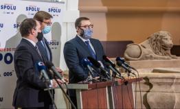 AntiCovid tým vyzývá vládu, aby zajistila zahraniční pomoc pro covidové pacienty
