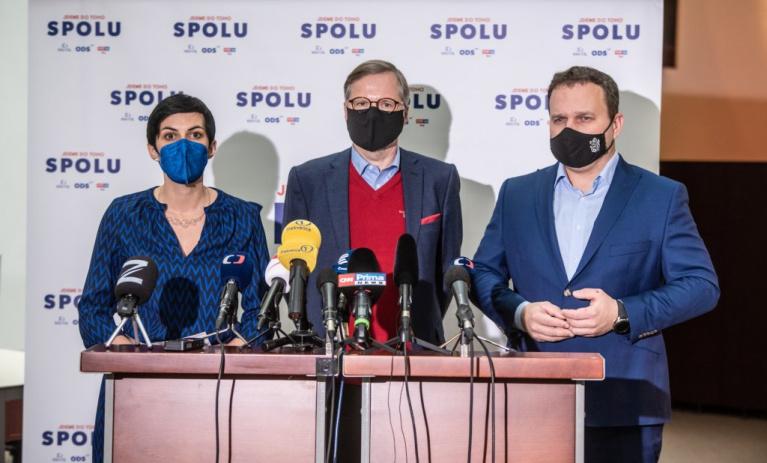 Dostavby Dukovan se nesmí účastnit Rusko ani Čína, apeluje na tripartitu a Bezpečnostní radu státu koalice SPOLU