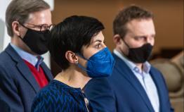 Koalice SPOLU chce na jednání s premiérem slyšet konkrétní plán pro boj s pandemií a jeho řešení