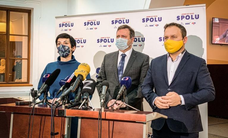 Trojkoalice SPOLU chce kvůli Bečvě zřídit sněmovní vyšetřovací komisi