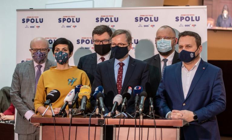 SPOLU: Snad premiér konečně pochopil, že je potřeba jednat, opět přinášíme na stůl návrhy na řešení krize