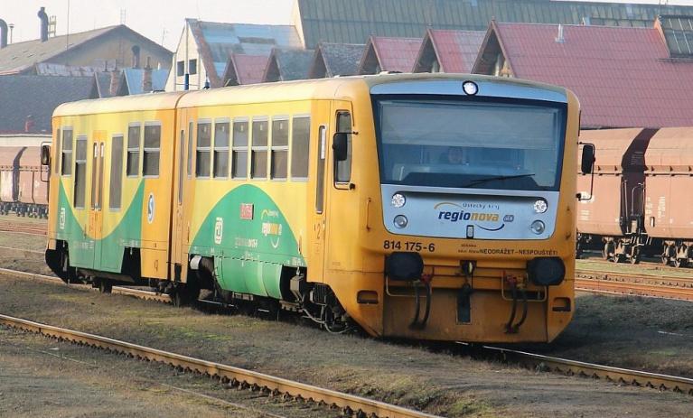 Přímé vlakové spojení Louny - Ústí nad Labem?