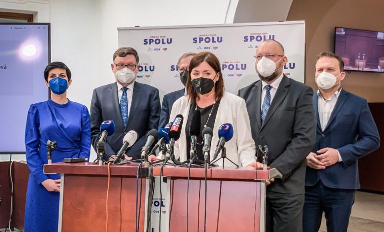 Koalice SPOLU navrhuje ředitele BIS Michala Koudelku na státní vyznamenání