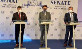 Senátorský klub ODS a TOP 09: Dukovany nemá stavět Rusko ani Čína, kroky ministra Havlíčka jsou nepřijatelné
