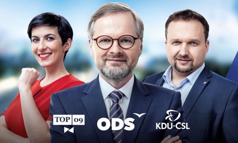 """SPOLU: Představujeme program """"SPOLU dáme Česko dohromady"""" a kandidátky do sněmovních voleb"""