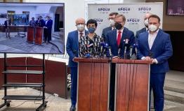 SPOLU: Chceme prošetřit možný střet se zákonem o ČT a teprve poté volit nové členy Rady ČT