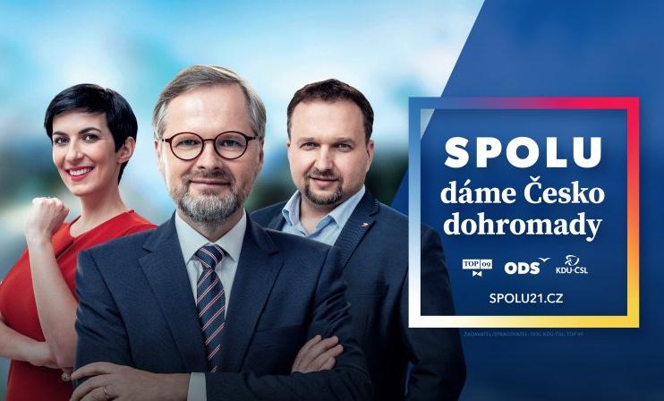 Koalice SPOLU zahájila kampaň a odzvonila éře populismu, drancování veřejných financí a úpadku morálky