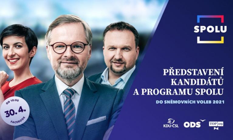 """Program """"SPOLU dáme Česko dohromady"""""""